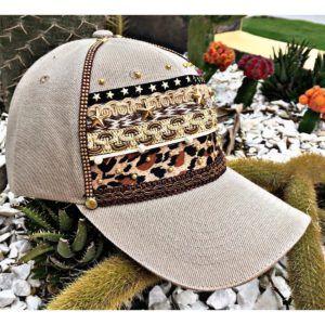 Gorra para mujer