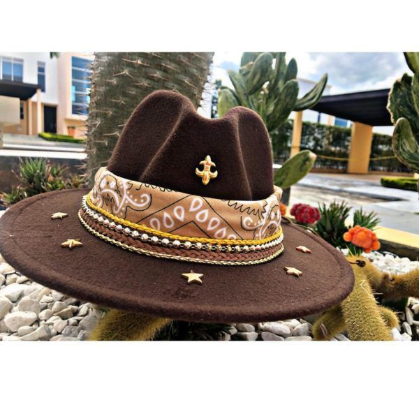 Sombrero Fedora para mujer