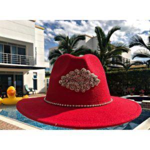 Sombrero fedora