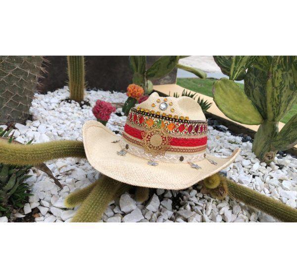 Sombrero decorado para Mujer sombrero para mujer decorado Valledupar Neiva bisuteria flores playa sol elegante vaquero cintas decorado artesanal de moda buga colombia fiesta elegua cucuta tejido cabalgata vueltiao agudeño