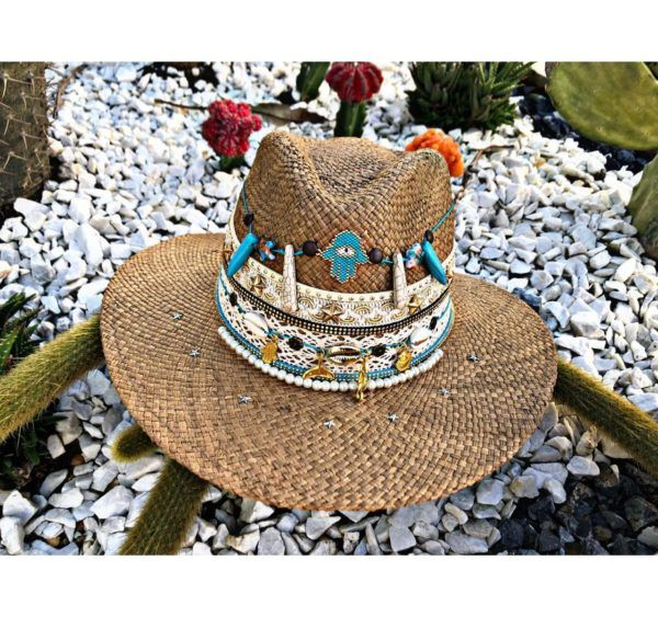 sombrero decorado para mujer vaquero decorado bogota barranquilla agudeño playa vueltiao flores sol cabalgata bisuteria elegante elegua cintas bello Ibagué artesanal de moda Manizales Armenia plumas fiesta