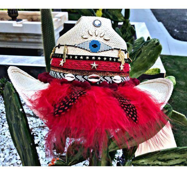 sombrero con adornos para mujer Valledupar Neiva de moda elegua decorado vaquero sol elegante vueltiao cintas bisuteria artesanal buga colombia fiesta flores cucuta soledad cabalgata agudeño playa