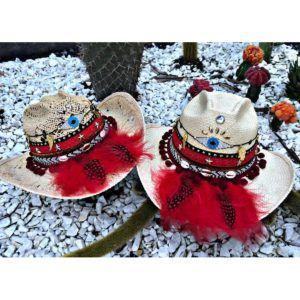 Sombrero para mujer con plumas sombrero para mujer decorado Villavicencio Pereira de moda sol playa agudeño decorado cintas vueltiao bisuteria flores elegante Pasto medellin fiesta elegua soacha tejido cabalgata artesanal vaquero