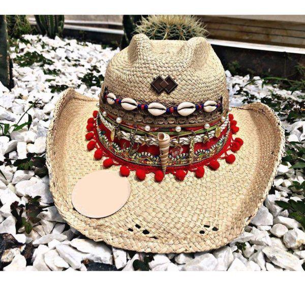 sombrero decorado para mujer agudeño flores decorado sol elegua de moda artesanal vueltiao playa bisuteria elegante cabalgata vaquero cintas Montería bisuteria medellin Santa Marta soacha bello fiesta