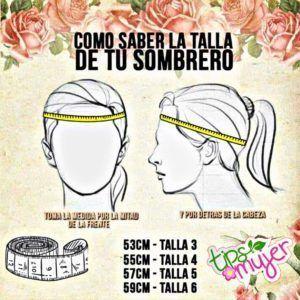 Sombreros para mujeres Milolita Store tallas medias sombrero para mujer