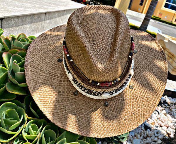 sombrero para mujer palma de iraca sombrero para mujer decorado vueltiao elegante flores playa sol de moda cintas vaquero agudeño elegua artesanal decorado bisuteria colombia cucuta soledad Valledupar Neiva buga cabalgata fiesta