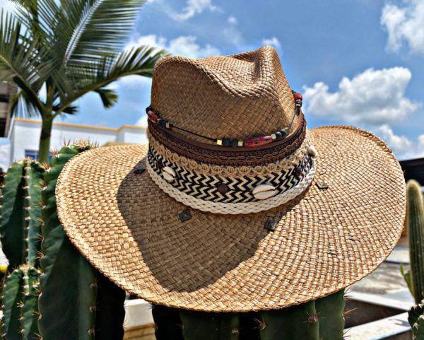 sombrero para mujer palma de iraca deluxe00008