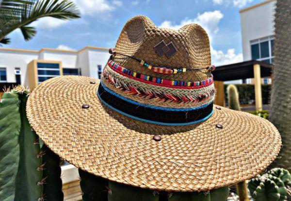 sombrero para mujer palma de iraca deluxe00010