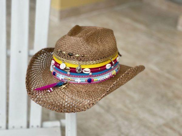 Sombrero para Mujer Deluxe 0075   Milolita Store - Tienda Virtual  %count(title)%