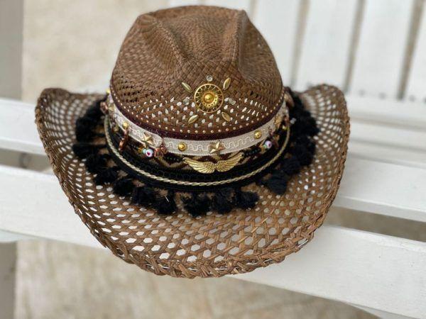 Sombrero para Mujer Deluxe 0072   Milolita Store - Tienda Virtual  %count(title)%