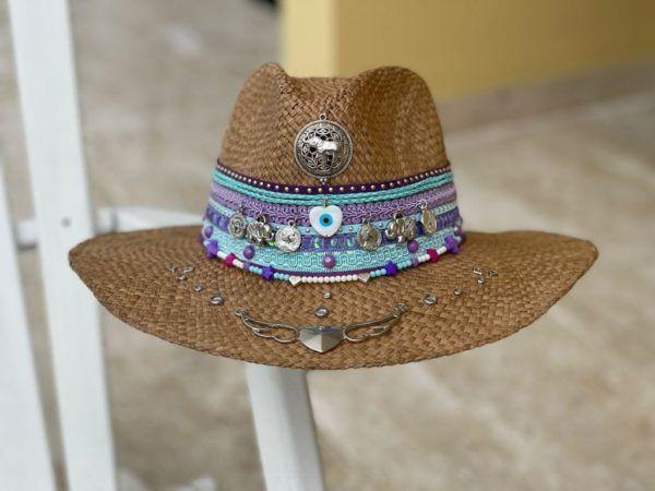 Sombrero para Mujer Deluxe 0068 | Milolita Store - Tienda Virtual |%count(title)%