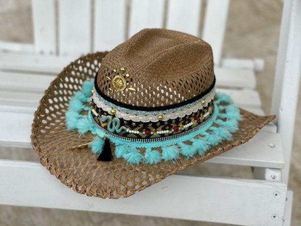 Sombrero para Mujer Deluxe 0070   Milolita Store - Tienda Virtual  %count(title)%