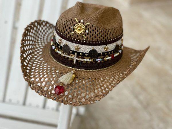 Sombrero para Mujer Deluxe 0067 | Milolita Store - Tienda Virtual |%count(title)%