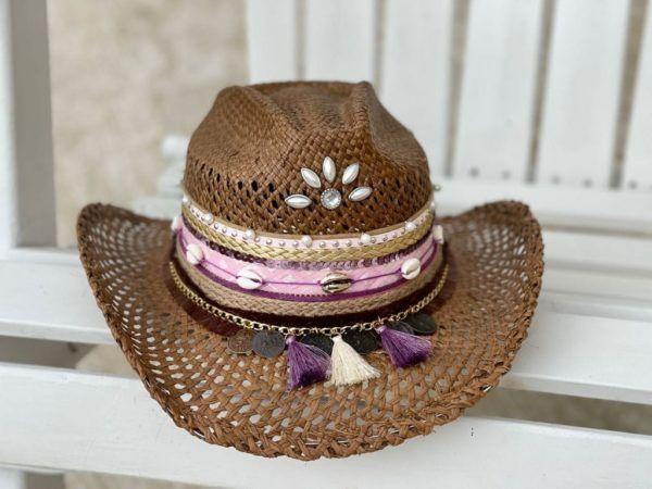 Sombrero para Mujer Deluxe 0065   Milolita Store - Tienda Virtual  %count(title)%