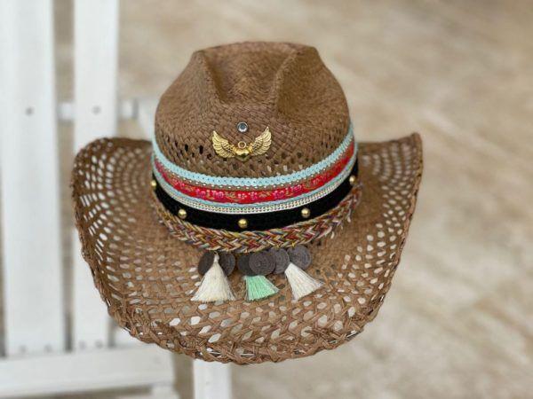 Sombrero para Mujer Deluxe 0063 | Milolita Store - Tienda Virtual |%count(title)%