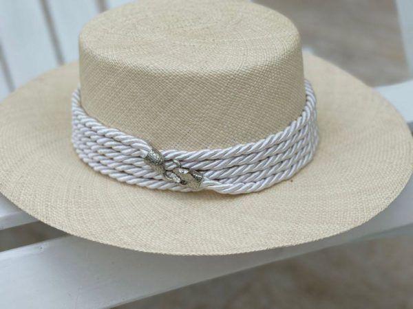 Sombrero Cordobés decorado para Mujer 0084   Milolita Store - Tienda Virtual  %count(title)%