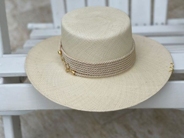 Sombrero Cordobés decorado para Mujer 0083 | Milolita Store - Tienda Virtual |%count(title)%