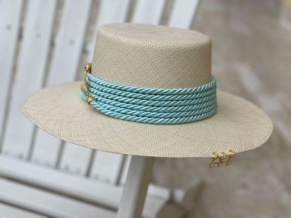 Sombrero Cordobés decorado para Mujer 0082 | Milolita Store - Tienda Virtual |%count(title)%