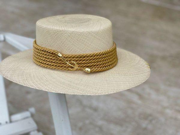Sombrero Cordobés decorado para Mujer 0080   Milolita Store - Tienda Virtual  %count(title)%