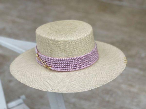 Sombrero Cordobés decorado para Mujer 0076   Milolita Store - Tienda Virtual  %count(title)%